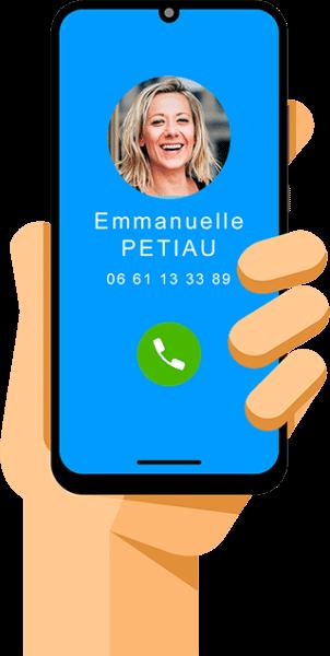 Formation Linkedin Cpf  Emmanuelle Petiau